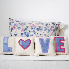 Set Almohadones Love  #2