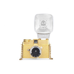 Lomography Diana Mini Gold Edition