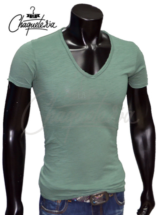 Camiseta Slim Fit, Ref: 10