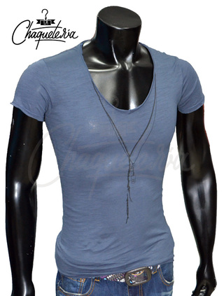 Camiseta Slim Fit, Ref: 11