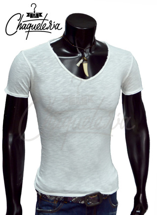 Camiseta Slim Fit, Ref: 21