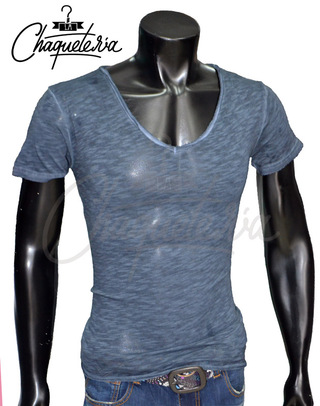 Camiseta Slim Fit, Ref: 23