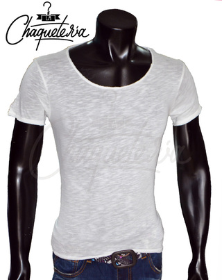 Camiseta Slim Fit, Ref: 24