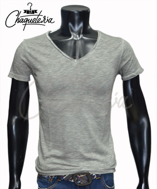 Camiseta Slim Fit, Ref: 25