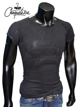 Camiseta Slim Fit, Ref: 03