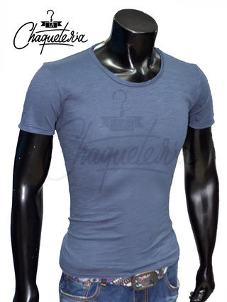 Camiseta Slim Fit, Ref: 04