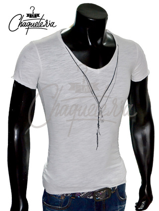 Camiseta Slim Fit, Ref: 05
