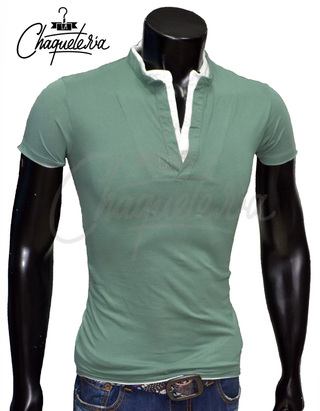 Camiseta Slim Fit, Ref: 07