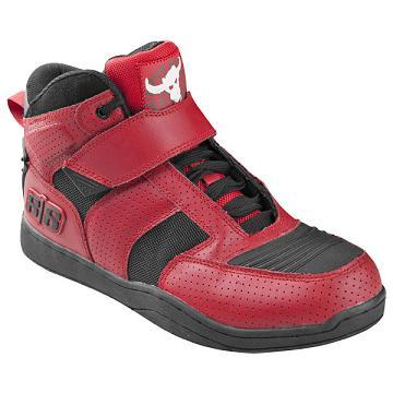 Bota Corta Speed And Strength Run With The Bulls Rojas 87630