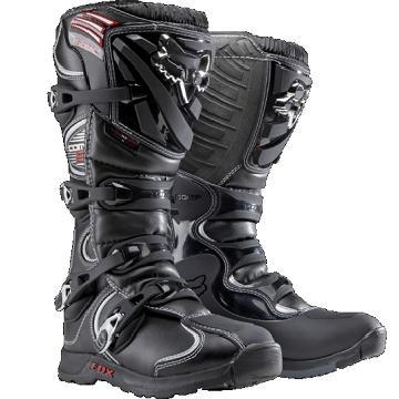 Botas Fox Comp 5 Mx Negras 05023-001