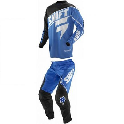 Combo Shift Assault Buso Y Pantalón Azul 03096/03097-002