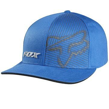 Gorra Fox Decatur Snapback Azul 07692-002