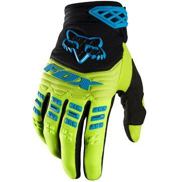 Guantes Fox Dirtpaw Race Verde 07046-004