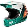 Casco Fox Racing V1 Vandal Verde/Naranja 11018-147