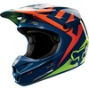 Casco Fox Racing V1 Race Navy/Amarillo 10951-046