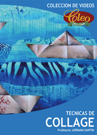 DVD Técnicas en Collage
