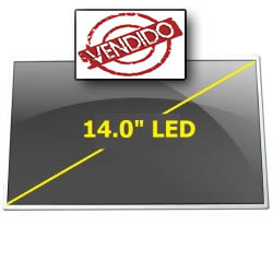 Display Notebook Pantallas Led 14.0 Hd  Nuevo