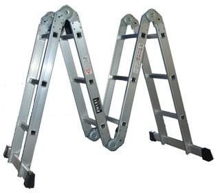 Comprar escaleras en quiros ferreteria p gina 1 de 3 for Escalera aluminio plegable articulada precio