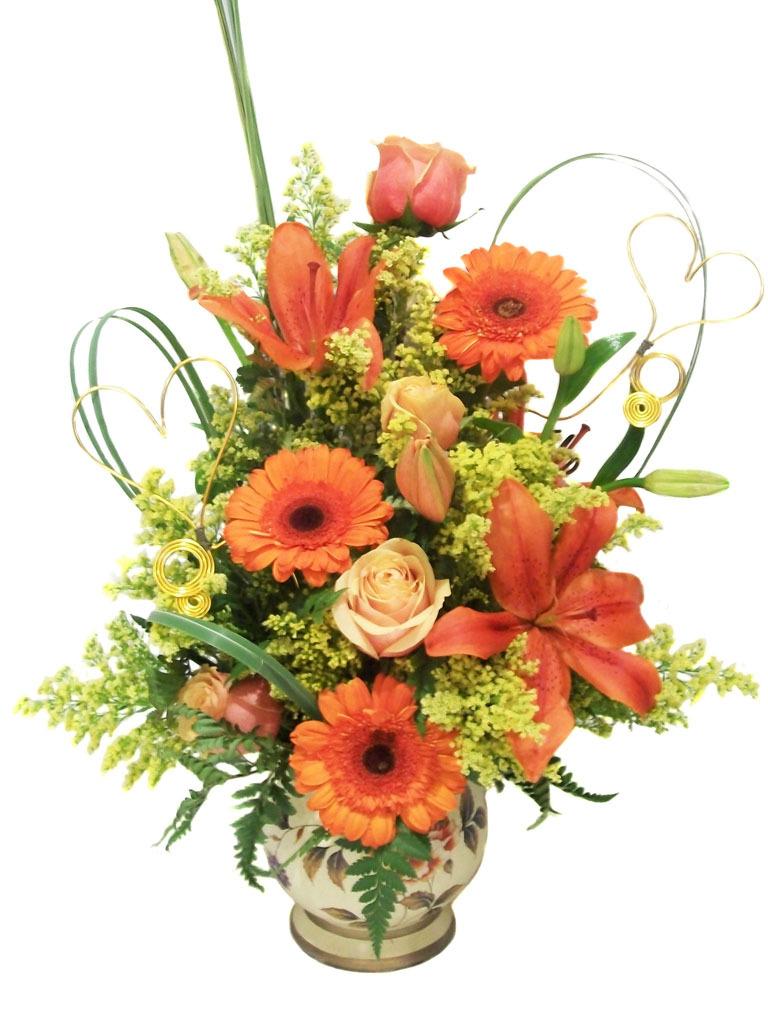 Arreglo Floral Fiesta de Flores - Colección de Flores
