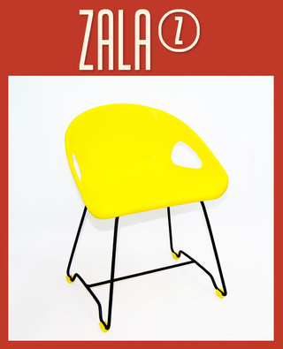 silla Para Niños Zalita. Irrompibles. Ideal Para Play Rooms