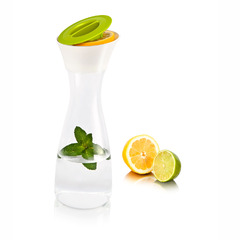 Citrus Carafe & Press - Jarra irrompible con Exprimidor