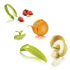 Fruit Essentials - Set de utensilios para frutas