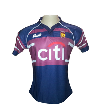 Camiseta de Rugby URBA Seven Alternativa 2013