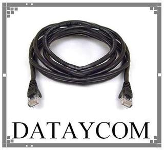 Cable Patch p/Exterior Doble Vaina - Para Intemperie