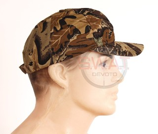 Gorra Cap Camuflada - Forest Leather