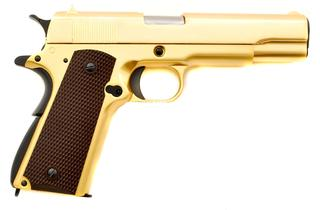 Pistola We Colt 1911 Gold 6mm