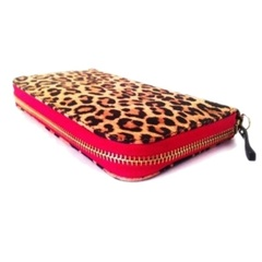 Miranda - Animal Print y Rojo