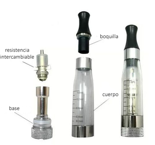 Claricono V3 Desmontable 1.6ml