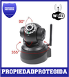 Camara Ip Motorizada Wifi (audio Doble Via)