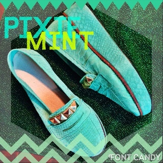 PIXIE MINT GREEN