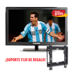 Tv Led 32 Telefunken TKLE3213D HD + Soporte fijo TRADERS