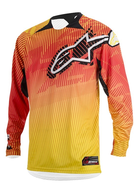 Alpinestars Charger Motocross Gear 2014