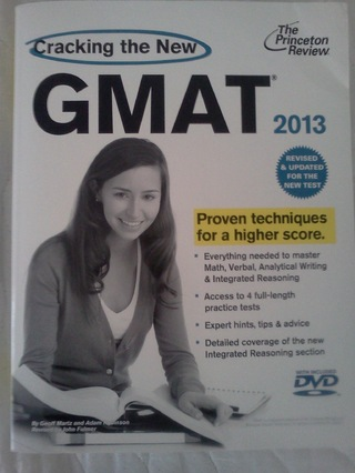 Cracking the New GMAT [With DVD]