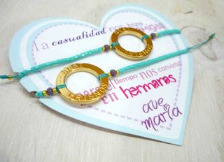 Pulseras best friends