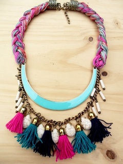 Collar mix multicolor