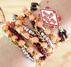 Pulsera coffee