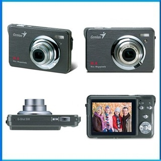 Camara digital Genius G-SHOT 508 14MP