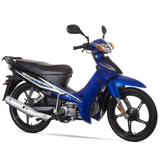 Yamaha New Crypton Tambor 110 2013