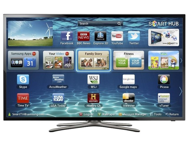 Samsung 46'' Smart TV