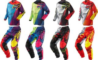 2014 FOX RACING gear motocross full line!