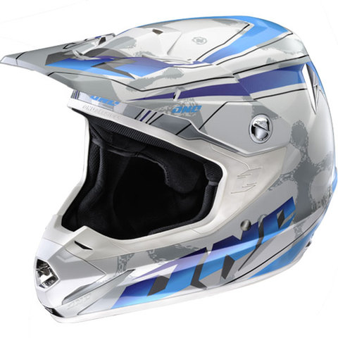casco para motocross ONE INDUSTRIES liquidacion!