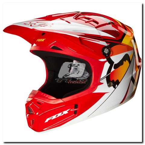 casco motocross FOX RACING RADEON (PARA NIÑOS)