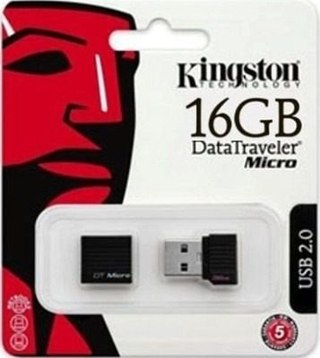 Pendrive 16 Gb Kingston DT Micro
