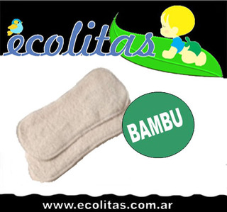 absorbente nocturno de bambu towel maxima absorcion SIN STOCK