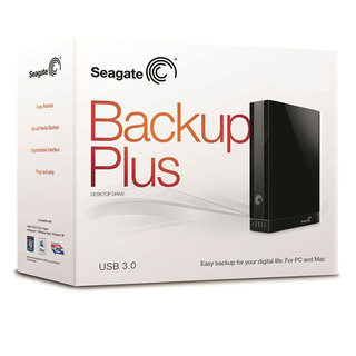 Disco Externo Seagate 4TB Backup Plus USB 3.0