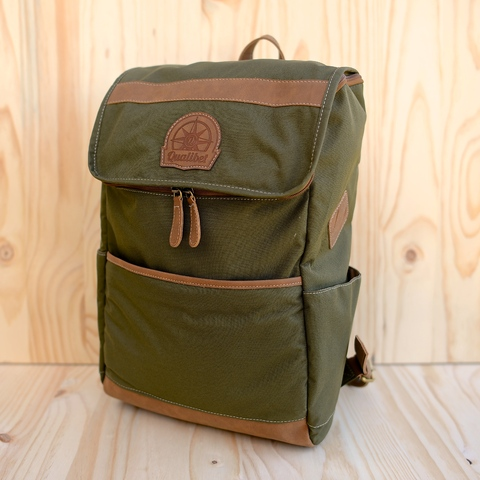DAILY BACKPACK GREEN
